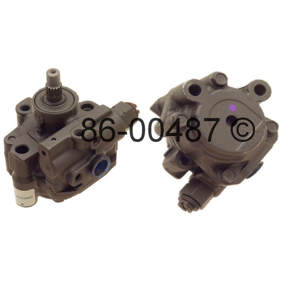 Toyota 4 Runner                       Steering PumpSteering Pump