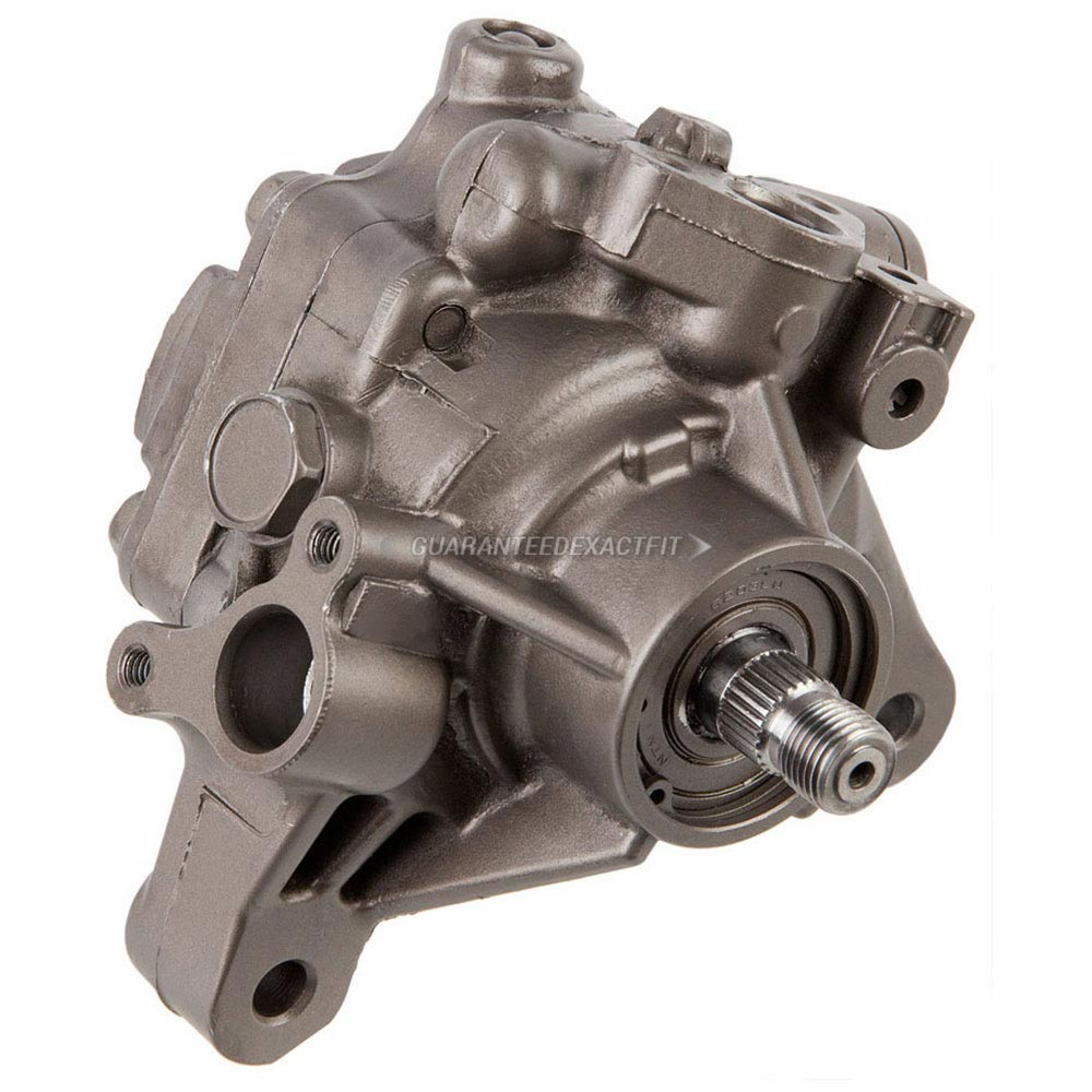 Acura TSX                            Steering PumpSteering Pump