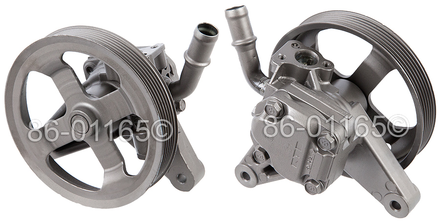 Acura RL                             Steering PumpSteering Pump