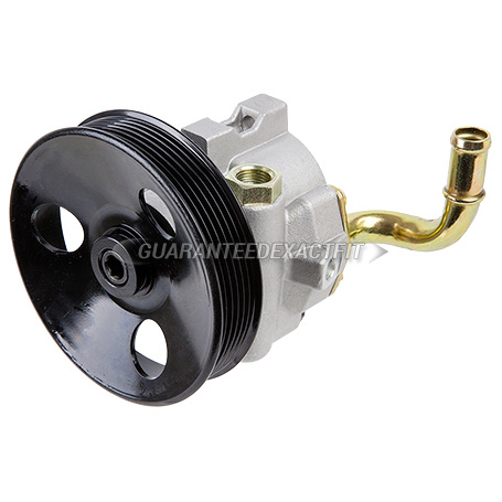 Chevrolet Aveo                           Steering PumpSteering Pump