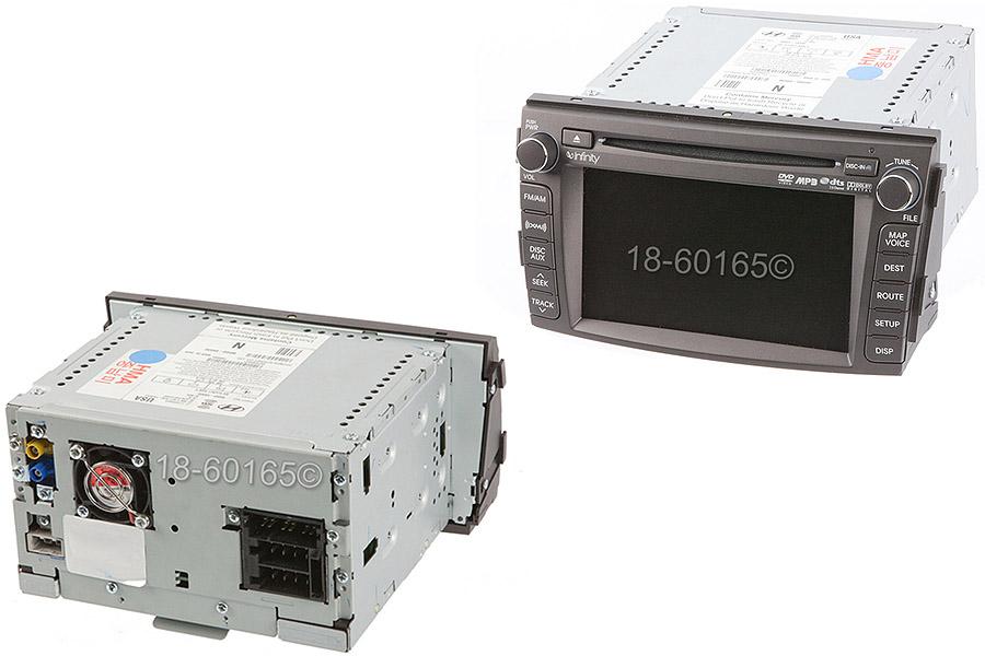 Hyundai Sonata                         Navigation UnitNavigation Unit