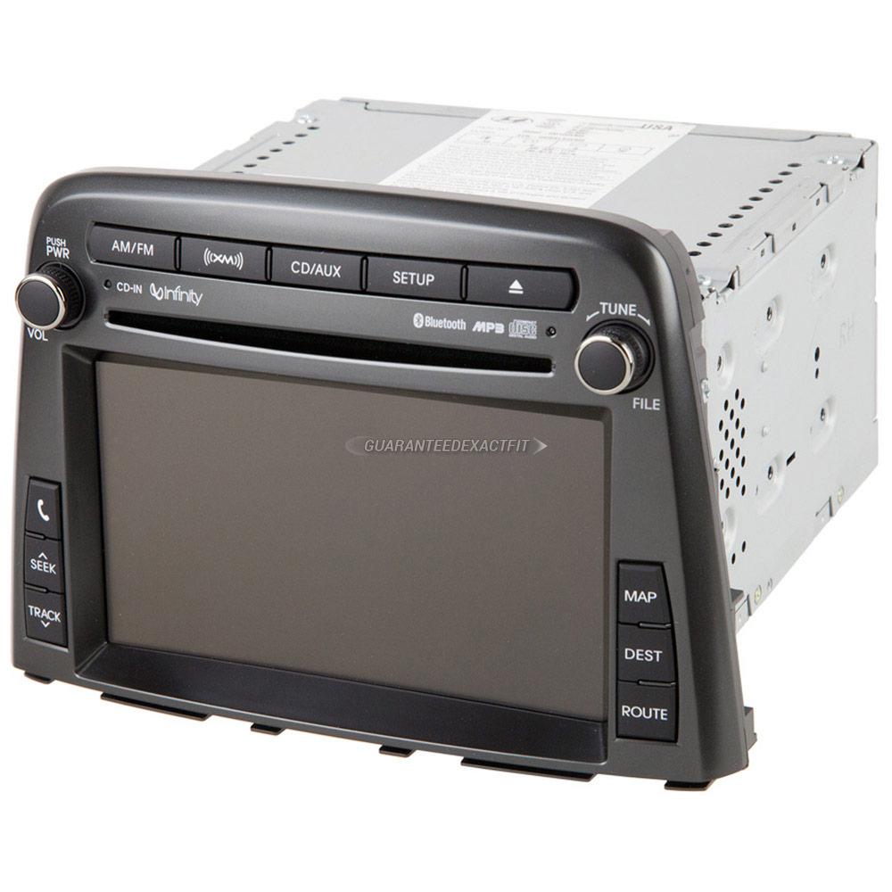 Hyundai Genesis                        Navigation UnitNavigation Unit
