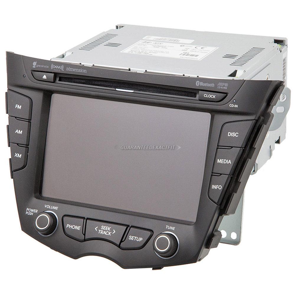 Hyundai Veloster                       Navigation Unit