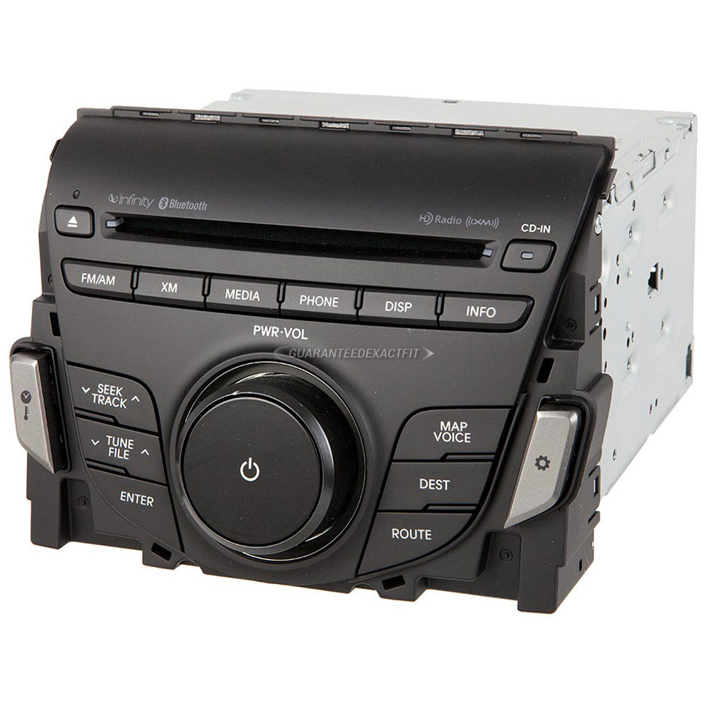 Hyundai Azera                          Navigation UnitNavigation Unit