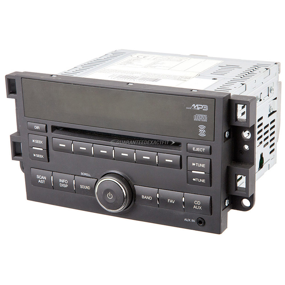 Chevrolet Aveo                           Radio or CD PlayerRadio or CD Player
