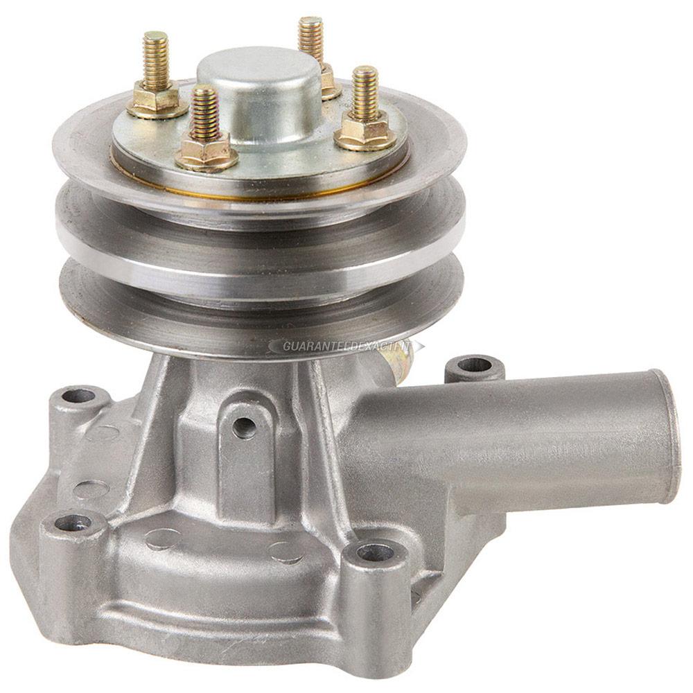 Subaru Brat                           Water Pump