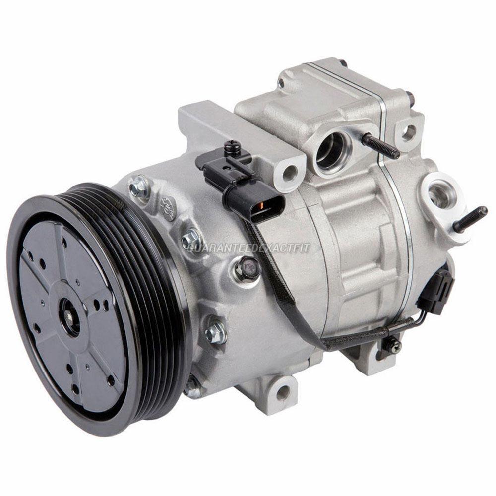 Hyundai Genesis                        A/C CompressorA/C Compressor