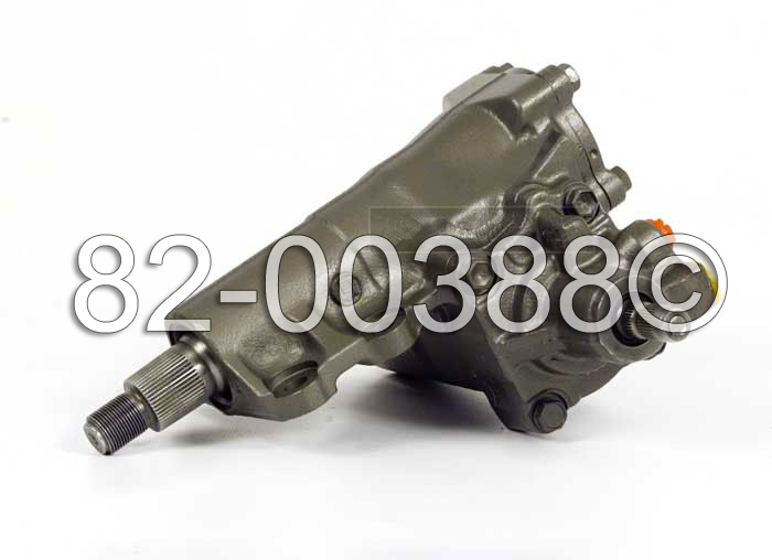 Lexus LX450                          Power Steering Gear Box