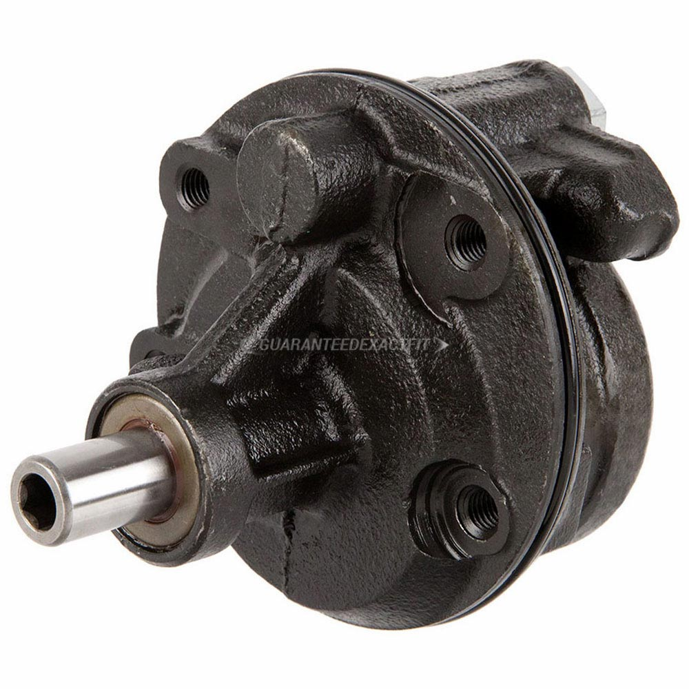 Dodge Durango                        Steering PumpSteering Pump