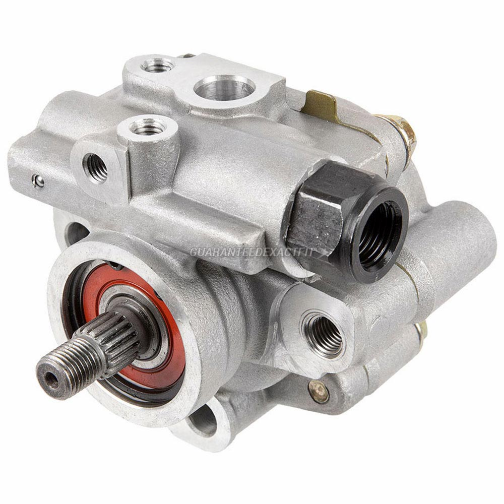 Chevrolet Prizm                          Steering PumpSteering Pump