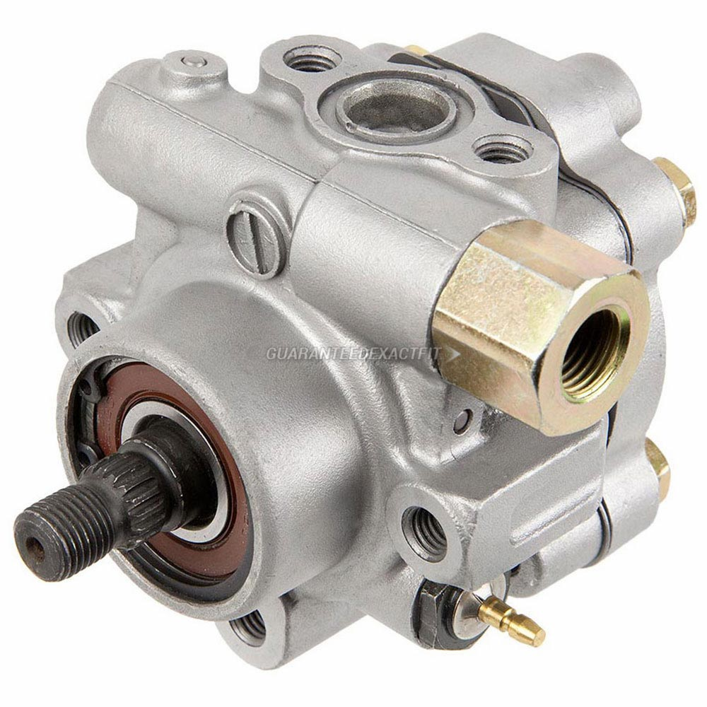 Mazda MX6                            Steering PumpSteering Pump