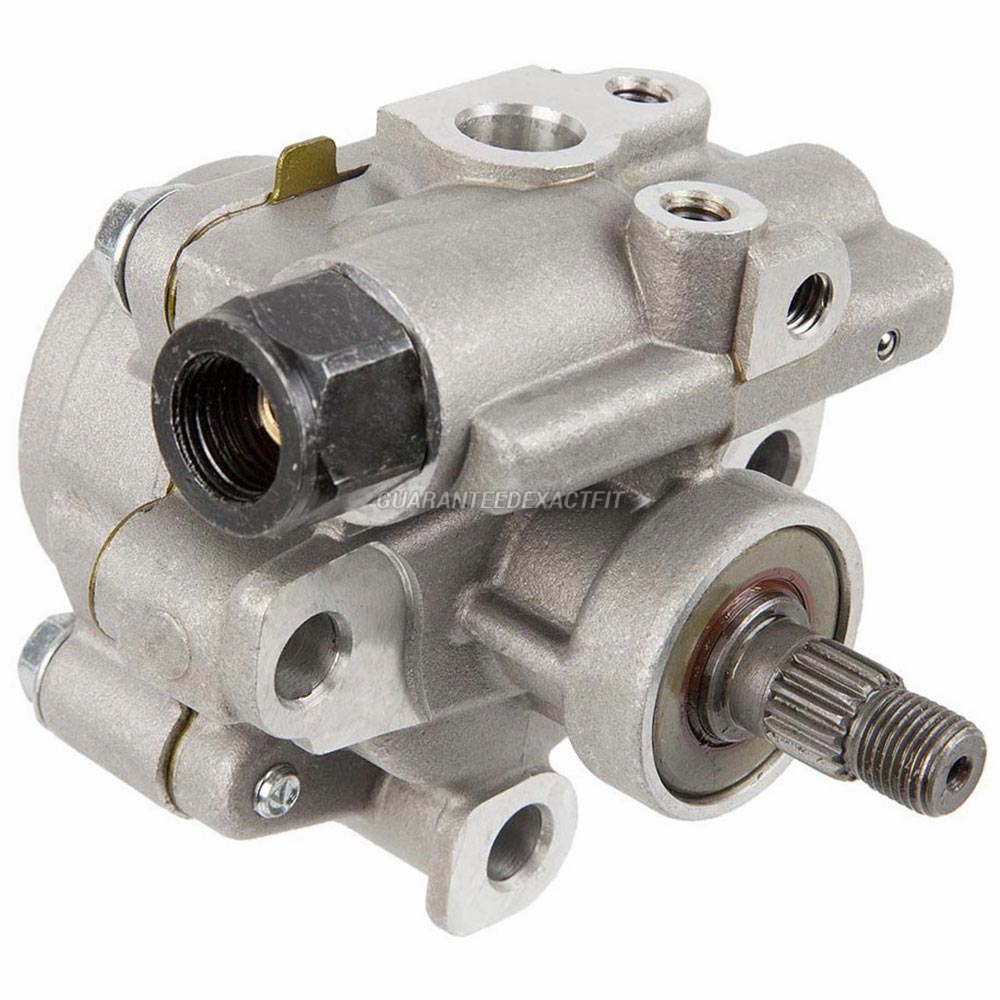 Geo Prizm                          Steering PumpSteering Pump