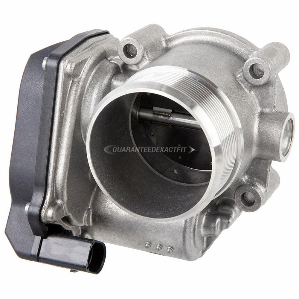 Volkswagen Tiguan                         Throttle BodyThrottle Body