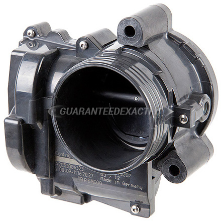 Mini Cooper                         Throttle BodyThrottle Body