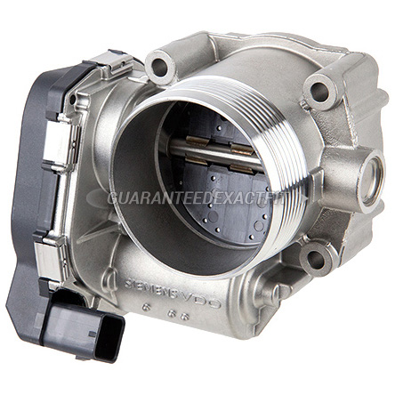 BMW X6                             Throttle BodyThrottle Body