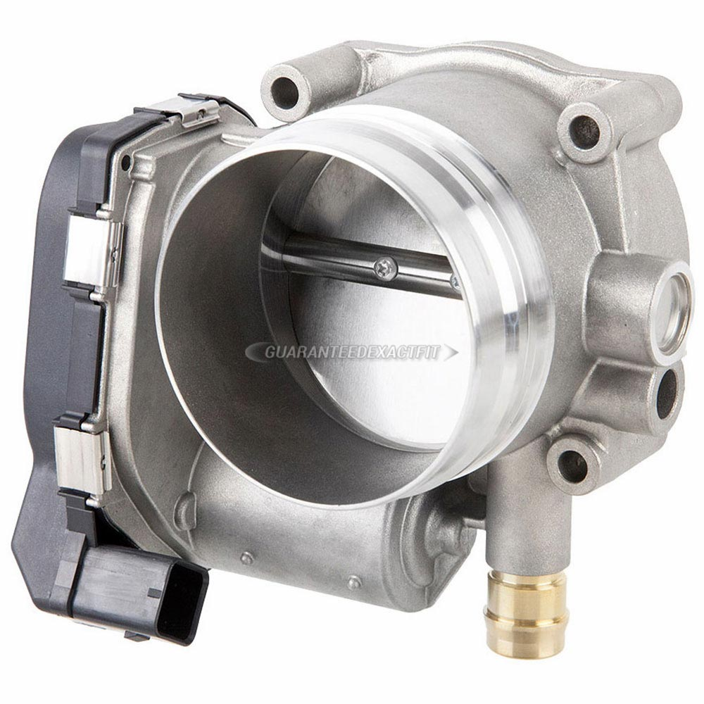 BMW 335xi                          Throttle BodyThrottle Body
