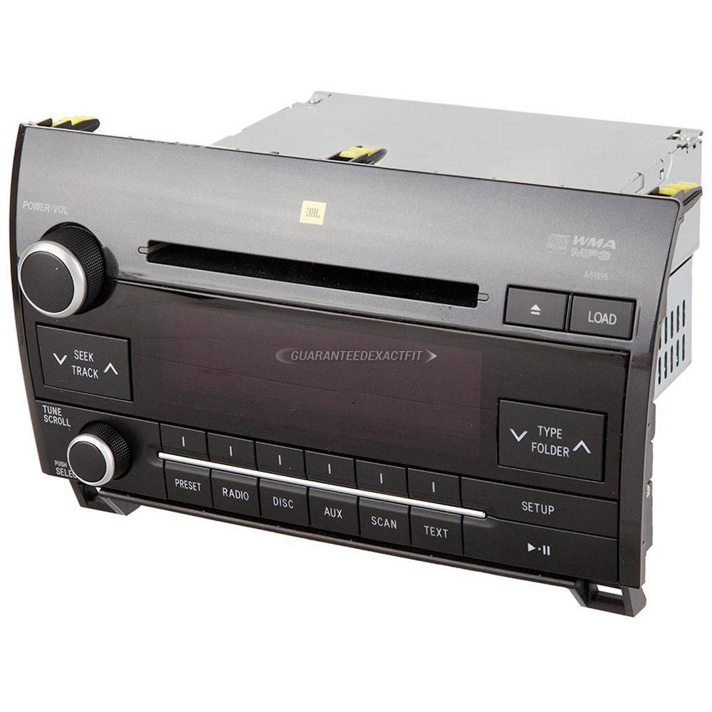 Toyota Tundra                         Radio or CD PlayerRadio or CD Player