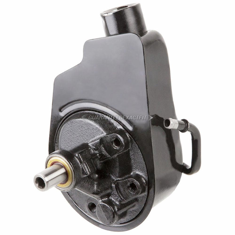 GMC Sierra                         Steering PumpSteering Pump