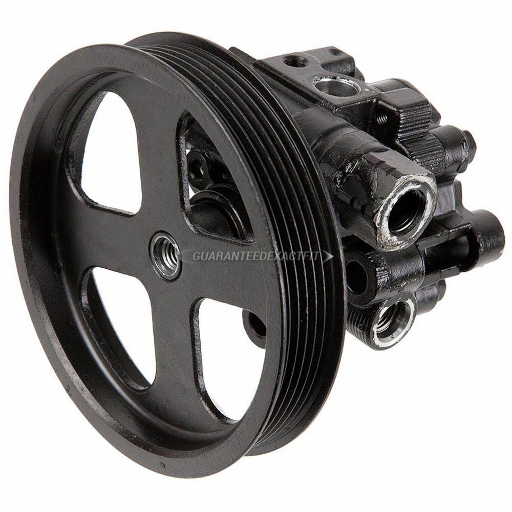 Pontiac Vibe                           Steering PumpSteering Pump