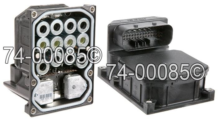 BMW 760                            ABS Control ModuleABS Control Module