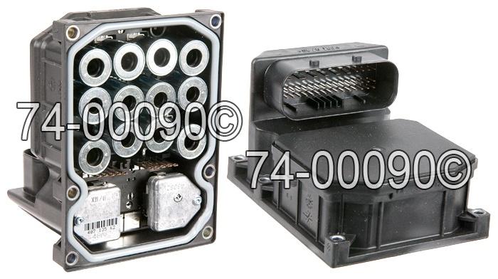 Audi S4                             ABS Control ModuleABS Control Module