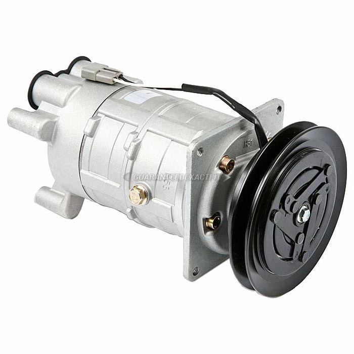 Chevrolet Corvette A/C Compressor
