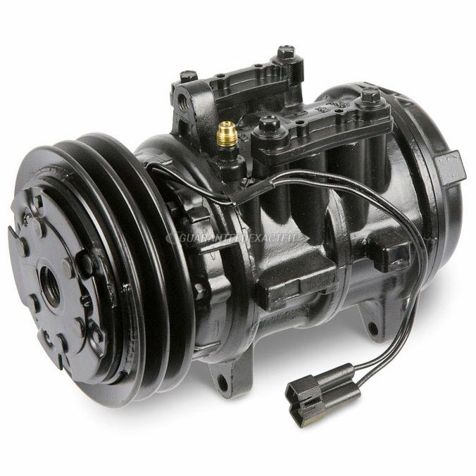 Chrysler Laser A/C Compressor