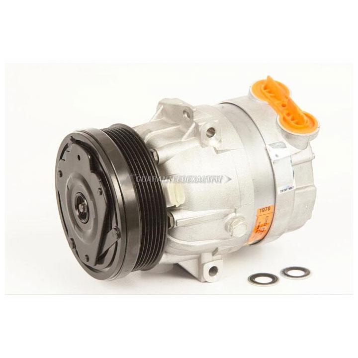 Geo Prizm A/C Compressor