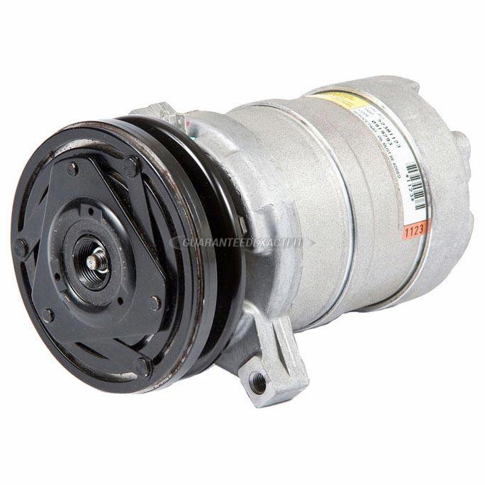 Chevrolet Tahoe                          A/C CompressorA/C Compressor