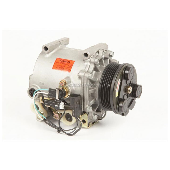 Mitsubishi Van and Wagon A/C Compressor