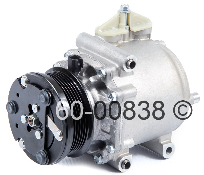 Lincoln Aviator                        A/C Compressor