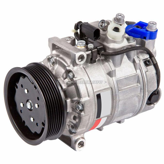 Volkswagen Phaeton                        A/C CompressorA/C Compressor