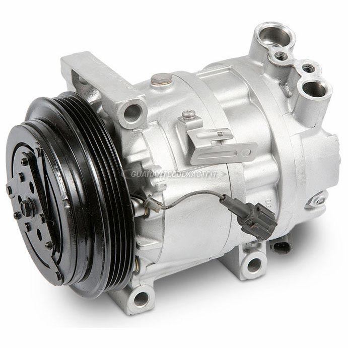 Infiniti FX35                           A/C Compressor