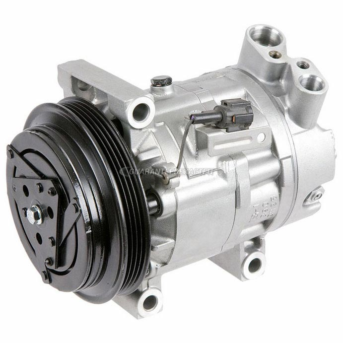 Nissan 350Z                           A/C CompressorA/C Compressor
