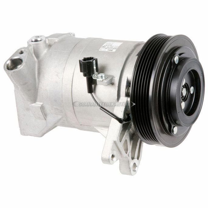 Nissan Murano                         A/C CompressorA/C Compressor