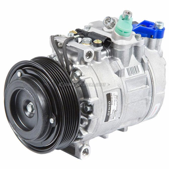 Land_Rover Freelander                     A/C Compressor