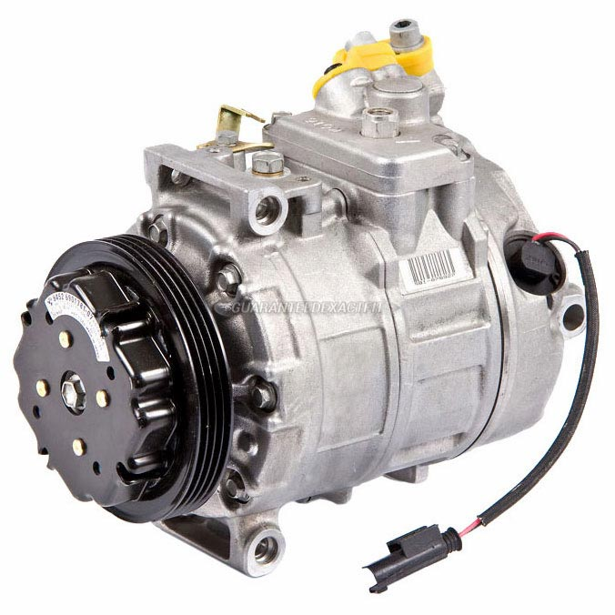 BMW 530 A/C Compressor