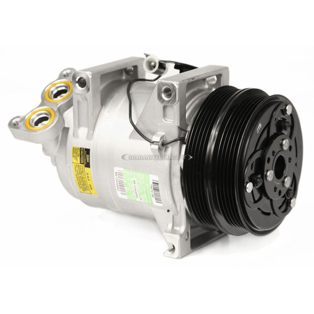 Volvo V50 A/C Compressor