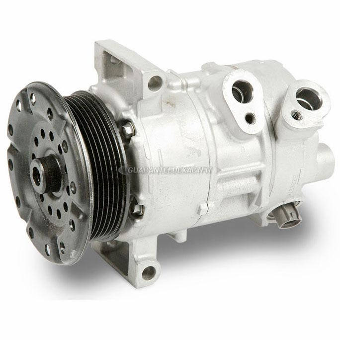 Jeep Patriot                        A/C CompressorA/C Compressor