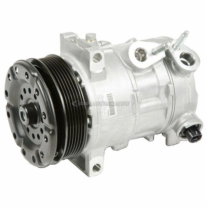 Chrysler 200 A/C Compressor