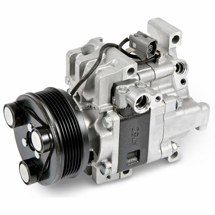 Mazda 3                              A/C CompressorA/C Compressor
