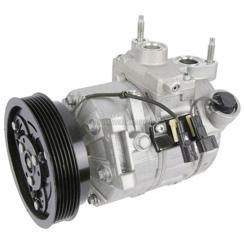 Volvo XC60 A/C Compressor