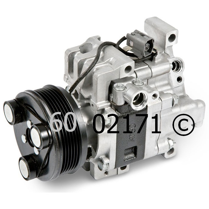 Mazda CX-7 A/C Compressor