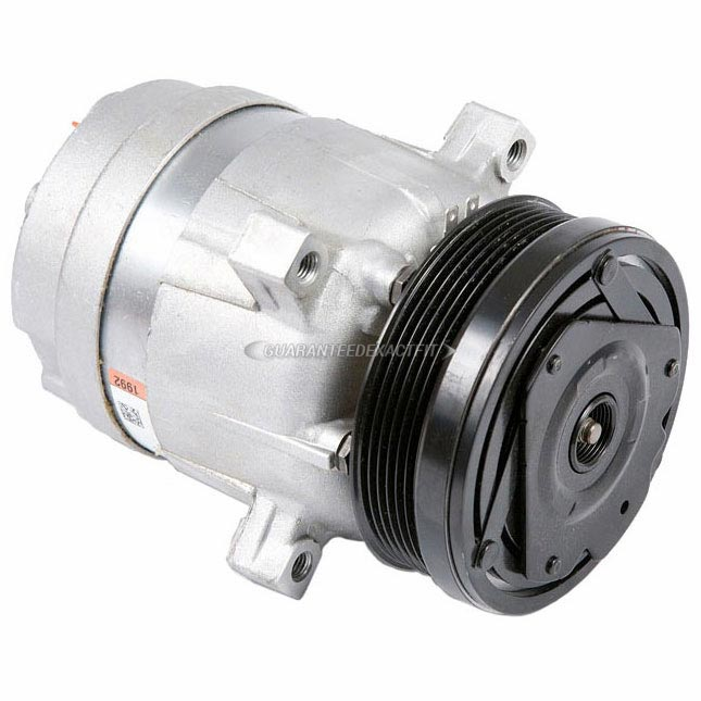 GMC Safari A/C Compressor