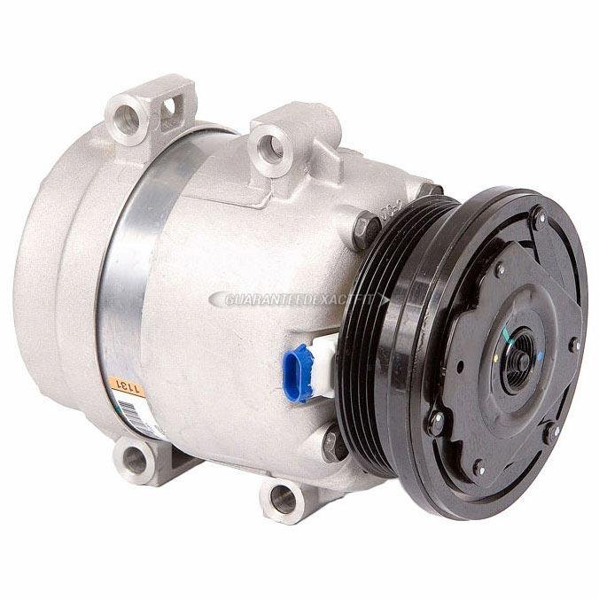 Chevrolet Camaro                         A/C CompressorA/C Compressor
