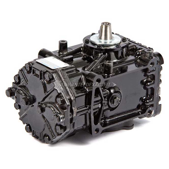 Jeep CJ Models A/C Compressor
