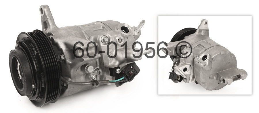 Cadillac DTS                            A/C CompressorA/C Compressor