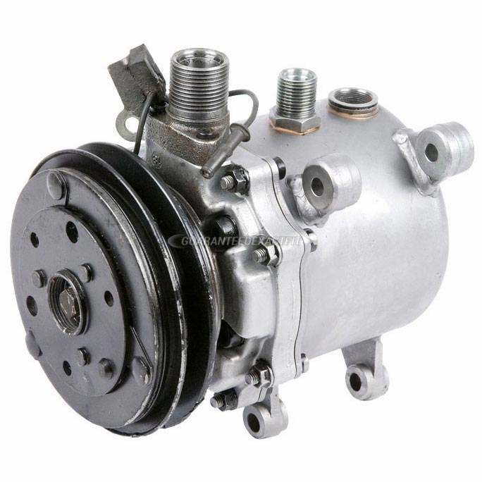 BMW 633csi A/C Compressor