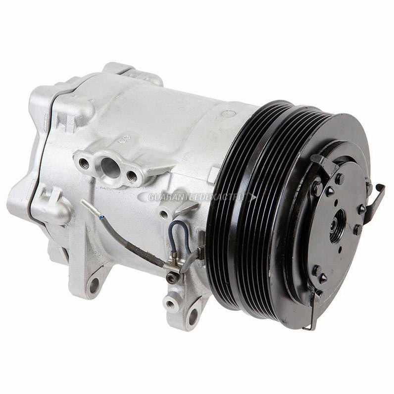Nissan 810                            A/C CompressorA/C Compressor