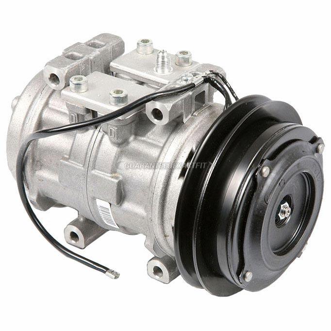 Porsche 911                            A/C CompressorA/C Compressor